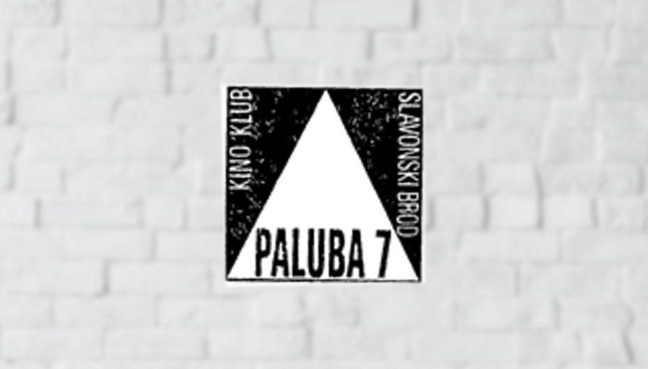 Kino klub Paluba 7