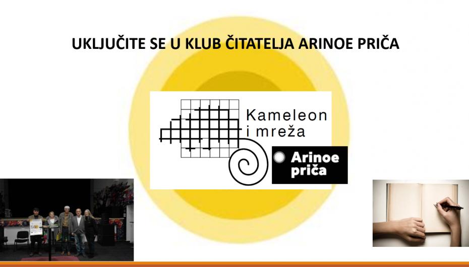 KLUB ČITATELJA ARINOE