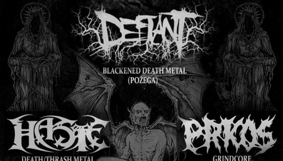 KONCERT – Domination of Mayhem Feast – volume one