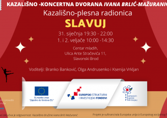 "Plesna edukacija i kazališno-plesne radionice ""Slavuj"""
